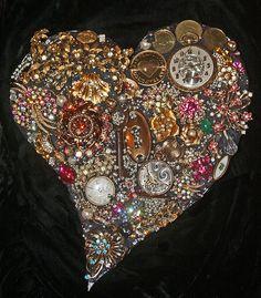 Jeweled Heart II. | Flickr - Photo Sharing!