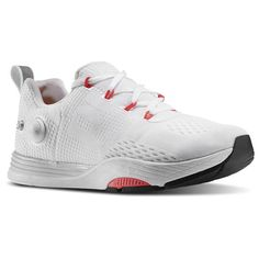 f90bf7ace756e Reebok Womens Les Mills Cardio Pump Fusion Dance Shoe  White Steel Black Neon    You can find out more details at the link of the  image.