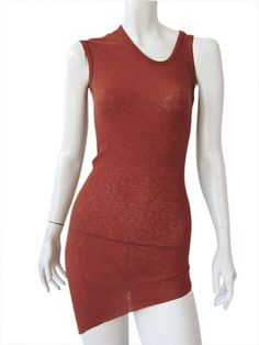 Designer: Nicolas & Mark  Item: Rower dress  Composition: 80% Cotton 20% Flax  Made in Italy  Price $ 82.00