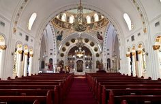 St. Nicholas Greek Orthodox Church  Tarpon Springs, Florida