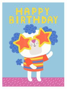 Leading Illustration & Publishing Agency based in London, New York & Marbella. Happy Birthday Greetings, Birthday Greeting Cards, Boogie Wonderland, Birthday Quotes, Birthday Stuff, Holiday Wishes, Freelance Illustrator, Illustration, Birthdays