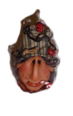 Original Handmade Polymer Christmas Ornaments