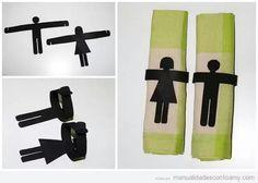 Porta servilletas