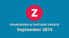 September 2015 has been as busy a month as ever for maintaining the security, functioning and progression of the Zizzzi Tech network with 18 updates in total September, Tech, Blog, Blogging, Technology