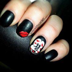 Get Inspired: Valentine's Day Nail Art Ideas