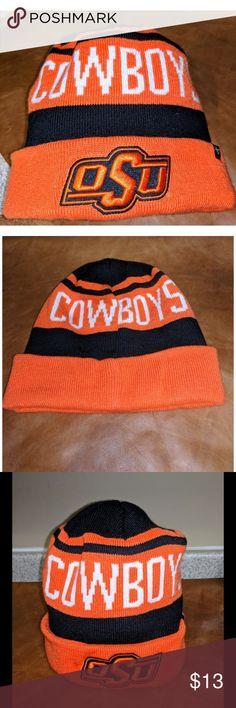 51b385b6533 NWOT NCAA LSU Breakaway Beanie Hat BNWOT - This National Collegiate  Athletic Association cuffed beanie hat