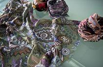 Dal MONDO Collection - wool modal scarves