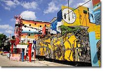 Callejon de Hamel - Havana (Cuba)