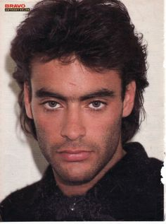 ANTHONY DELON when he was young