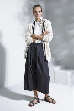 Sfilata Brunello Cucinelli Milano - Collezioni Primavera Estate 2016 - Vogue