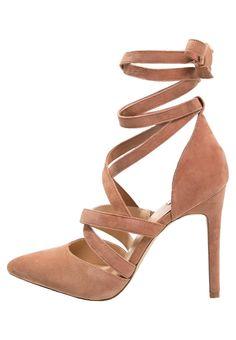 Diese Schuhe betonen deine tolle Figur. ALDO UNELILIAN - Schnürpumps - light brown für 119,95 € (03.06.16) versandkostenfrei bei Zalando bestellen.