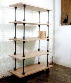 Kitchen Shelving Units ~ //modtopiastudio.com/unusual-shelving- & 39 best Unusual Shelving Units images on Pinterest | Decorative ...