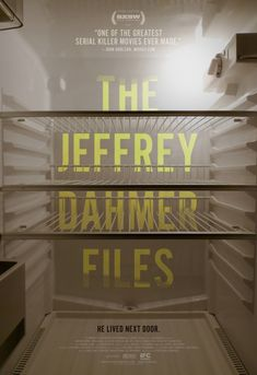 While not most suitable match for Indian food take-out,The Jeffrey Dahmer Files features a mix of re-enactments and interviews...This film captures the ultimate shock surrounding the discovery, and its impact on a Milwaukee neighborhood...