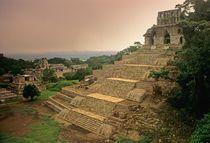 Paleque; Chiapas; Mexico, Mayan Ruins