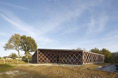 Galeria de Centro de Transformação de Produtos Orgânicos / Mabire Reich - 30