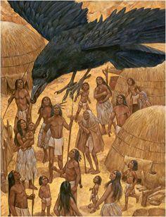 Crow Native Mythology - - Yahoo Image Search Results