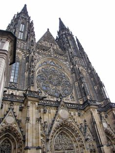 Saint Vitus's cathedral, Prague Castle