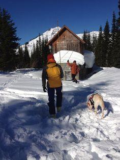 Training in snow