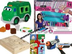 Schedule for Today's TOY Lightning Deals on Amazon (11/5) – Peanuts Holiday Movie Collection, Xploderz, RC Truck, Building Blocks, Bracelet ...