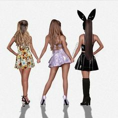 One woman can make a difference, But together we can rock the world 💘💃👭👭💁💘 . . . #arianagrande #queen #ari #butera