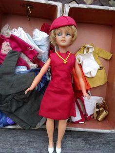 Vintage Tina Cassini Oleg Cassini Barbie Doll by WildAboutVintage, $49.99