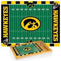 Use this Exclusive coupon code: PINFIVE to receive an additional 5% off the University of Iowa Icon Cheese Board at SportsFansPlus.com