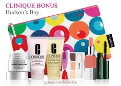 Soft or Bold Pops? Choose your Clinique gift at The Hudson's Bay. http://clinique-bonus.com/canada/ Yours with $31+ purchase.