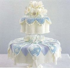 Beautiful and Unique Wedding Cake 2011-3