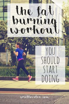 The fat burning workout you should add in to you regular exercise routine. All about HIIT.