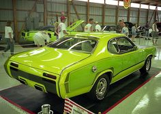 1970-71 Plymouth Duster RTS Show Car