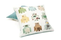 Robot cushion cover | Products | Studio ditte