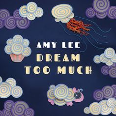 Amy Lee of Evanescence Releases 'Dream Too Much' with Amazon ** Follow me on www.MommasBacon.com **