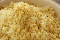 Cous cous: ricetta base