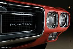 1969 Pontiac Firebird 400 Convertible Images | Pictures and Videos