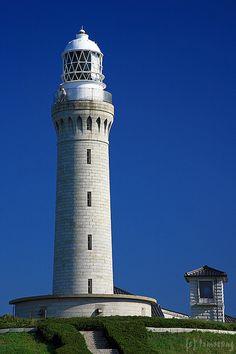 Tsunoshima Lighthouse by tomosang R32m, via Flickr