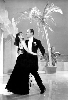 "Fred Astaire, Rita Hayworth in ""You'll Never Get Rich"" (1941). DIRECTOR: Sidney Lanfield."