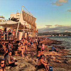 The Sunset @ Café del Mar, Sant Antoni de Portmany, Ibiza