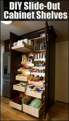 Sneaky Places To Add More Kitchen Storage H O M E Pinterest - How to add a pantry to your kitchen