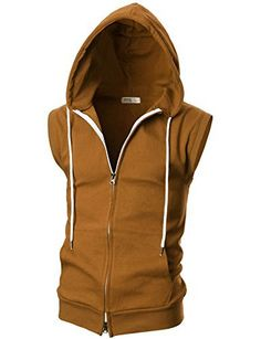 Product review for Ohoo Mens Slim Fit Sleeveless Lightweight Zip-up Hooded Vest With Zipper Trim.  Ohoo is a micro brand for rational life style. we suggest only a little items after meticulous planning. We want our customers to be 100% happy with our products. Our main products are tshirts, shirts, hoodie, coats, jackets, blazers, cardigans, sweaters, suits, chinos, jeans, pants and...