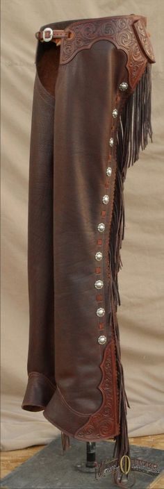 Michael's Chaps- but in black