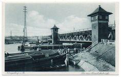 Königsberg Kaliningrad Die neue Eisenbahnbrücke