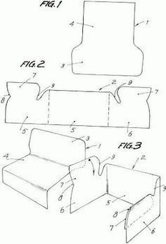 Resultado de imagen para moldes para hacer fundas para sillones Diy Sofa Cover, Couch Covers, Sewing Hacks, Sewing Projects, Diy Bean Bag, Furniture Covers, Paint Colors For Home, Soft Furnishings, Slipcovers