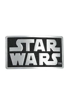Star Wars Belt Buckle