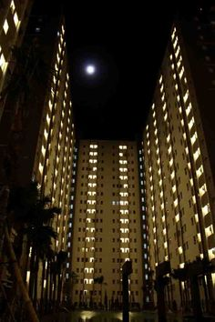 Puncak Kertajaya Apartment, Surabaya