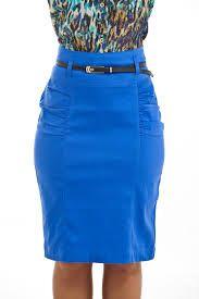 saias socias de tecido twoei cintura alta e longuete - Pesquisa Google