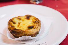 Sao Paulo Cray !!! Casa Santos Restaurante - Pastel de Nata Portuguese Egg Tart!