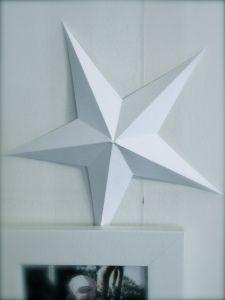 DIY 5-sakarainen tähti