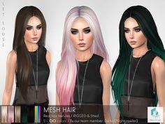 rezology Let Loose (mesh hair)