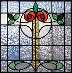 art nouveau modern art deco symbolisme etc Antique Stained Glass Windows, Stained Glass Flowers, Stained Glass Designs, Stained Glass Panels, Stained Glass Projects, Stained Glass Patterns, Leaded Glass, Stained Glass Art, Mosaic Glass
