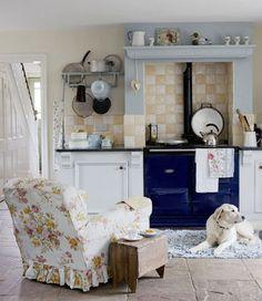 Country Kitchen Interiors Aga | Flickr – Condivisione di foto!